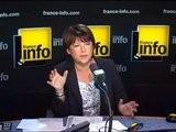 Aubry Candidate ? Ce N&rsquo Est Pas La Question Du Moment