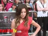 ASHLEY TISDALE At Pirates Of The Caribbean: On Stranger Tides WORLD PREMIERE