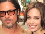 Angelina Jolie And Brad Pitt Cozy Up To Fans At The Kung Fu Panda 2 Premiere