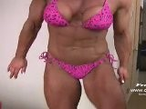 Amber DeLuca, Female Muscle, FBB, Amazon, Lift And Carry, Alina Popa, Betty Viana