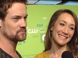 Access Hollywood Maggie Q & Shane West On &#039 Nikita&#039 : There&#039 S &#039 A Lot More Story To Tell&#039