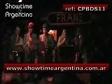 BANDA DE COVERS 80&#039 S DISCO SOUL WWW.SHOWTIMEARGENTINA.COM.AR