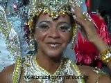 Brazil Carnival Costume: Exuberance Beauty