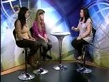 Belen Gonz&aacute Lez Entrevist&oacute A Mar&iacute A Teresa Barros Y A Diana Ci