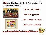 Best Art Galleries Cleveland Ohio |
