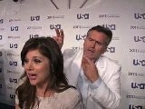 Bruce Campbell Harassing Tiffani Thiessen