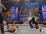 Chris Jericho Vs. Test WWE Raw 2003 Part 2
