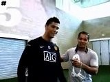 Cristiano Ronaldo Freestyle Americ Tele