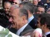 Chirac Arrive En Superstar Au Salon De