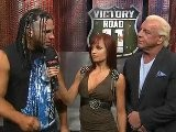 Christy Hemme, Ric Flair, & Matt Hardy