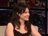 Chelsea Lately Carla Gugino