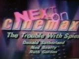Cinemax 1987 Up Next Promo