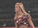 Divas Tag Team Match Trish Stratus Referee