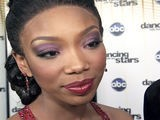 DWTS Shocker: Brandy Voted Off
