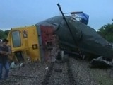Deadly Thai Train Derailment