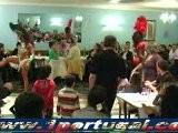 Dança Brasileira Na Festa Da Empresa PORATO