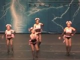 Detroit Dance Competition - Glamour Girls