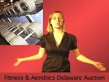 Fitness And Aerobics Auction