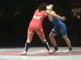 Girls Freestyle Wrestling