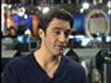 Gilles Marini Visits South Florida Today