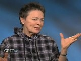 GRITtv: Laurie Anderson Vs. Homeland Security