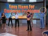 Hooping With Marisa Tomei And The Doctors