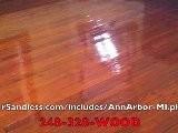 Hardwood Floor Restoration Ann Arbor, MI