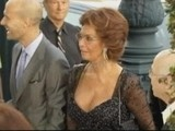 Hollywood Legend Sophia Loren Honored