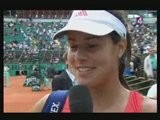 Interview D'Ana Ivanovic Lors De