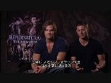 Interview With Jared Padalecki & Jensen