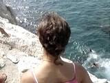 Jump In Sea