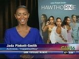 Jada Pinkett-Smith On Hawthorne Karate Kid