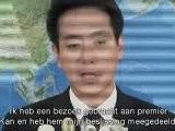 Japanse Minister Weg Om Illegale Donatie