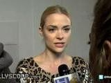 Jaime King On Charlie Sheen & Lindsay Lohan