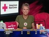Jamie Lee Curtis On National Preparedness
