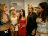 Joy Giovanni, Amy Weber, Michelle McCool