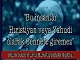 Fethullah Gülen - Edison Cennete Girmeyecek