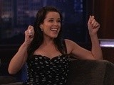 Jimmy Kimmel Live Neve Campbell, Part 1
