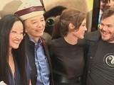 Jack Black Shows Off Kung Fu Skills At Kung Fu Panda 2 Premiere