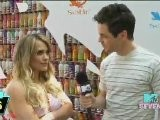 Jessica Szohr & Hilary Duff - SoBe&rsquo S &ldquo Try Everything&rdquo Challenge