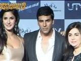 Katrina Kaif Hits Akshay Kumar HARD!!