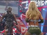 Kharma Attacks Michelle McCool