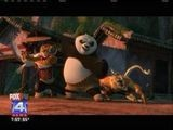 Kung Fu Panda 2: Jack Black And Angelina Jolie