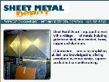 Sheetmetaldepot.ca | HVAC Systems | Toronto | Providing Entire Sheet Metal Package For Commercial And Residential Construction, Renovation And Retrofit Jobs. Focusing Not Only On Fabrication, But Installation Of All Types Of HVAC And Other Air Delivery Sy