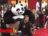 Kung Fu Panda 2 Los Angeles Premiere Angelina Jolie, Brad Pitt, Jack Black