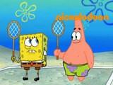 La Partie De Badminton - Bob L'éponge