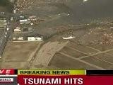 Le Japon Frappé Par Un Tsunami Le 11 Mars