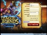 League Of Legends RP Hack Riot Points Hack