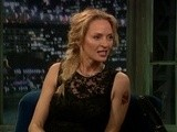 Late Night With Jimmy Fallon Uma Thurman