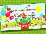 Las Pepas - Cumpleaños Del Sapo Pepe